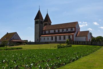 Insel Reichenau - St. Peter und Paul in Niederzell 3