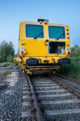 Universalstopfmaschine Bahn