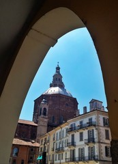 Cathedral in Pavia