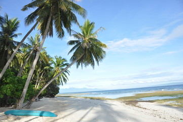 Beautiful Beach and sea in Siquijor Island