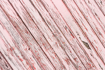 Pink Wooden Background Photo