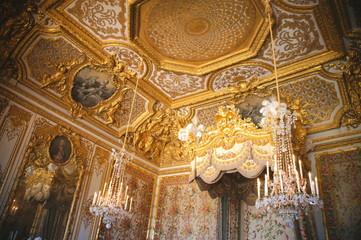 王妃の寝台、ベルサイユ宮殿
