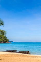 Sunny  on  Saikaew Beach