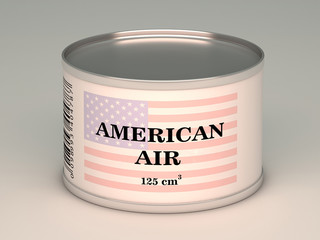bank of american air