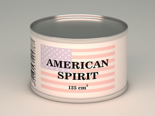 bank of american spirit