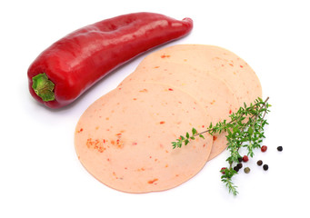Wurst Paprika