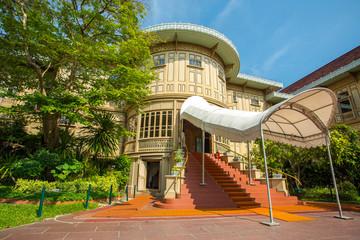 Vimanmek Palace in Dusit complex, Bangkok, Thailand