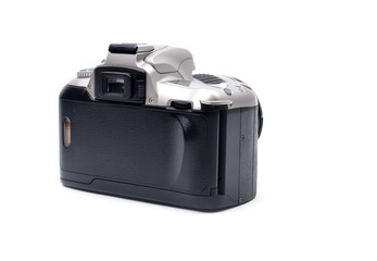 camera with 35 mm film