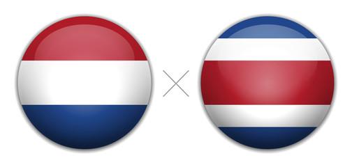 Нидерланды vs Коста-Рика