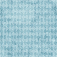Watercolor retro seamless pattern background