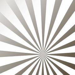 Abstract Sun Burst Pattern.