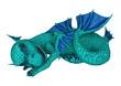 Sleeping Little Sea Dragon - 67127023