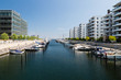 Marina and office buildings - 67129256
