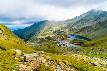 Landscapes (Fagaras mountains)