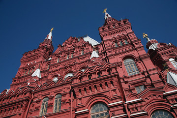 Russia,Moscow,red square