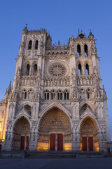 Cathedral of Amiens, Picardy, France