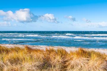 Winter am Meer, Mecklenburg-Vorpommern, Ostseeküste