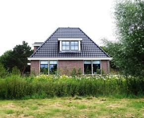 dutch farm house