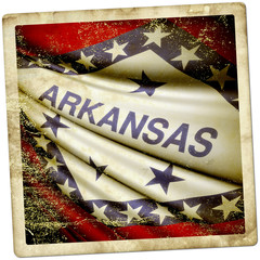 Flag of Arkansas (USA)