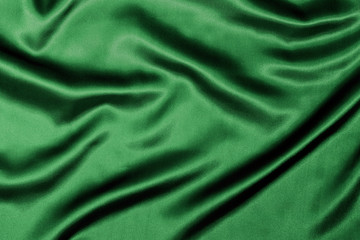 green Silky Background texture