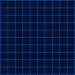 Square grid background. Vector illustration.