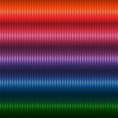 Color bars, vector illustration