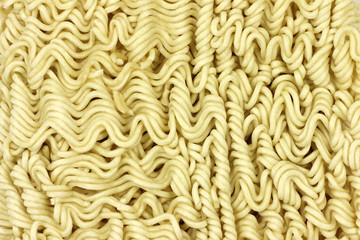 tasty Instant noodles abstract background