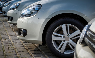 Neuwagen - Autoauslieferung