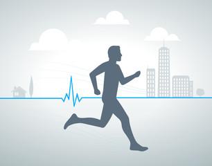 running background 001