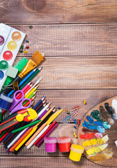 Items for children's creativity