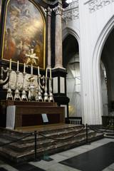 アントワープ 大聖堂内部