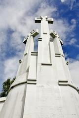 ヴィリニュス 3本の十字架の丘