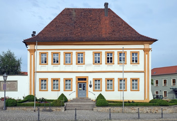 Pfarrhaus in Wiesentheid