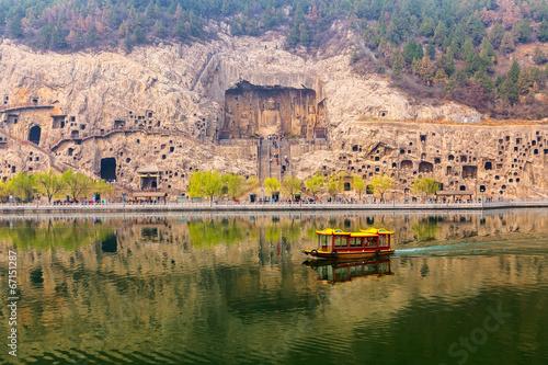 Longmen Grottoes, Luoyang, China - 67151287