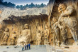 Longmen Grottoes with Buddha's figures - 67151438