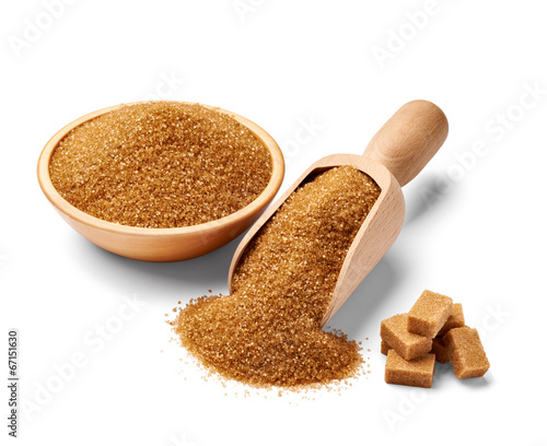 canvas print picture brown sugar sweet food crystal ingredient
