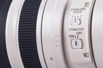 Canon 100-400mm Tele Zoom Lens