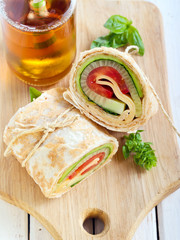 tortilla wrap