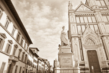 Dante, Florence