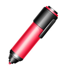 Vector Cartoon Marker