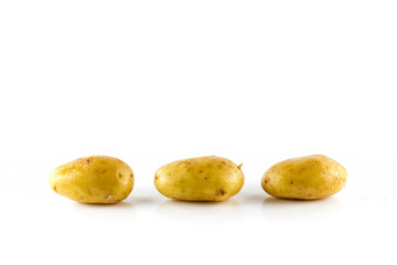three potatos