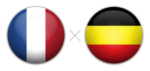 Франция vs Германия