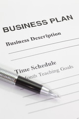 paper of Business plan strategy and Business concept