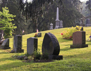 Blank graves
