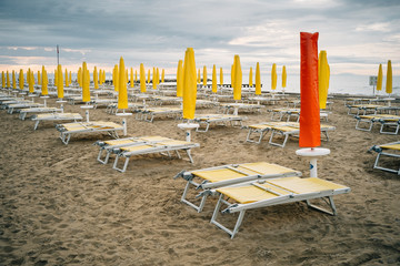 Beach of Caorle, Lido Altanea