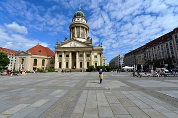 Französischer Dom, Gendarmenmarkt, Berlin-Mitte, Glockenspiel