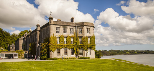 Plas Newydd Country house. North Wales