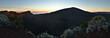 Aurore sur le Piton de la Fournaise , Ile de la Réunion
