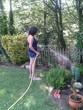 arrosage du jardin