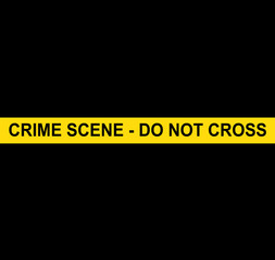 CRIME SCENE - DO NOT CROSS